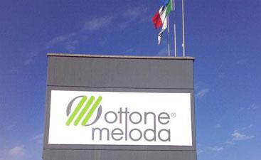 Ottone Meloda Insegna