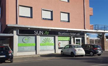 Rifacimento Vetrina Sun City